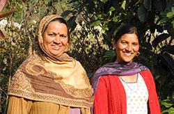 Rasma Devi & Surinder Devi