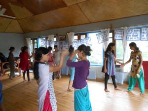 Girls wenlido workshop