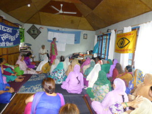 Senior Single Women's Meeting - Aug 2016