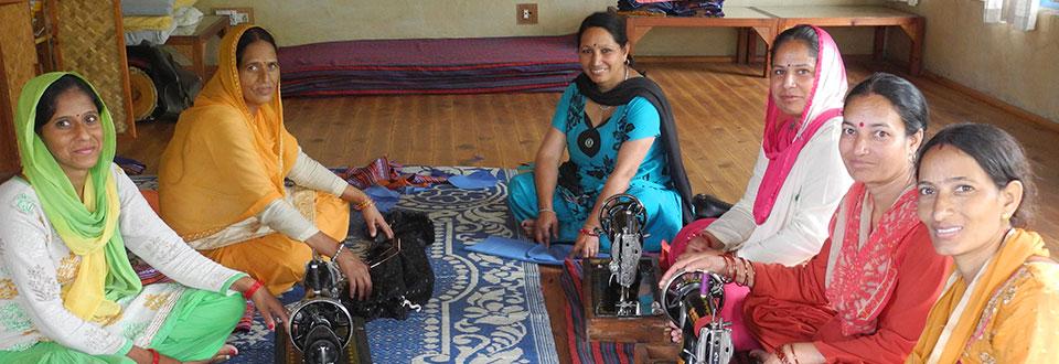 Rakkar Women's Self-Help Stitching Group