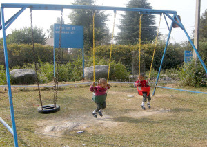 New swings
