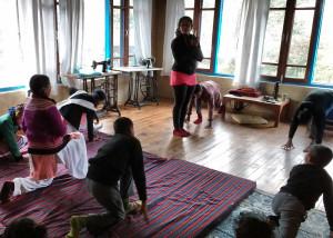 Yoga with Navedeta